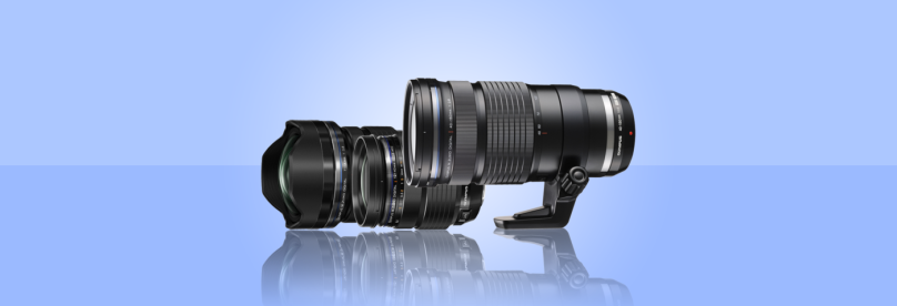 Olympus Lens Hire | Rent Micro Four Thirds Lenses