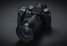 Fujifilm X-H1 Announced