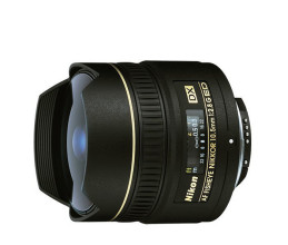 Nikon 10.5mm f2.8 G IF-ED AF DX Fisheye