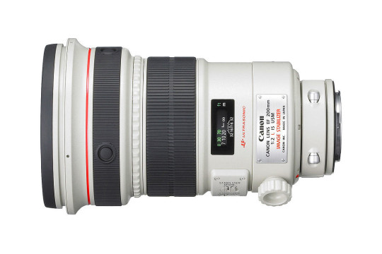 Canon EF 200mm F/2 L IS USM