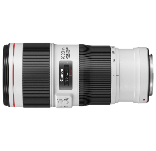 Canon EF 70-200mm f4 L IS II USM