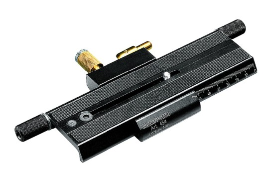 Manfrotto MN454 Micro Positioning Plate