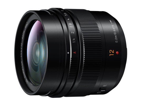 Panasonic 12mm f1.4 Leica DG Summilux ASPH
