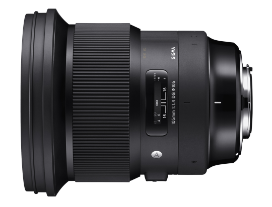Sigma 105mm f1.4 DG HSM Art - Nikon Fit