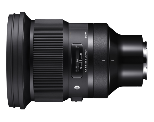 Sigma 105mm f1.4 DG HSM Art - Sony Fit