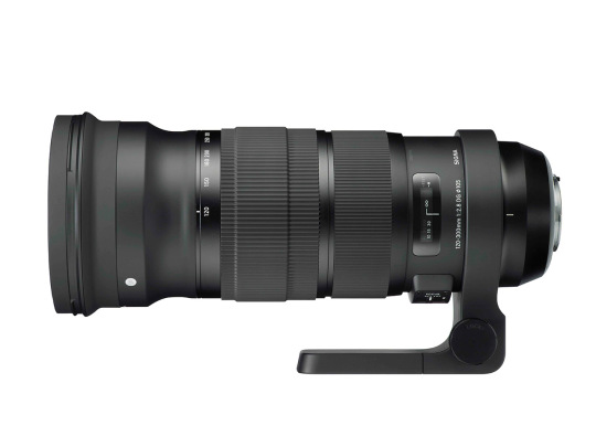 Sigma 120-300mm f2.8 DG OS HSM Sport – Canon Fit