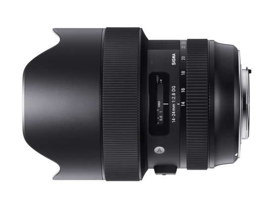 Sigma 14-24mm f2.8 Art DG HSM - Canon Fit