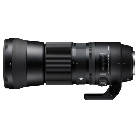 Sigma 150-600mm f5-6.3 DG OS HSM Contemporary - Nikon Fit