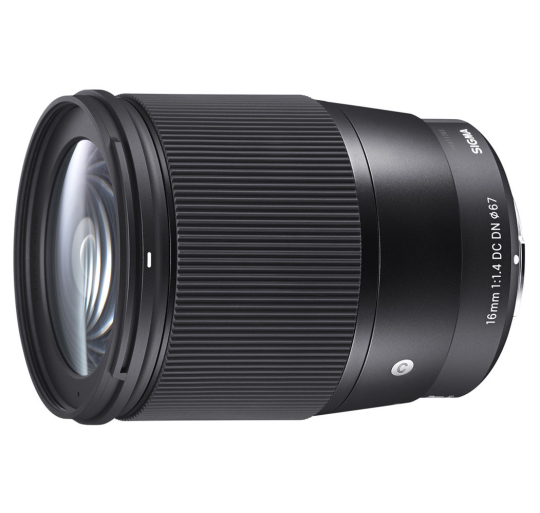 Sigma 16mm f1.4 DC DN Contemporary - Sony Fit
