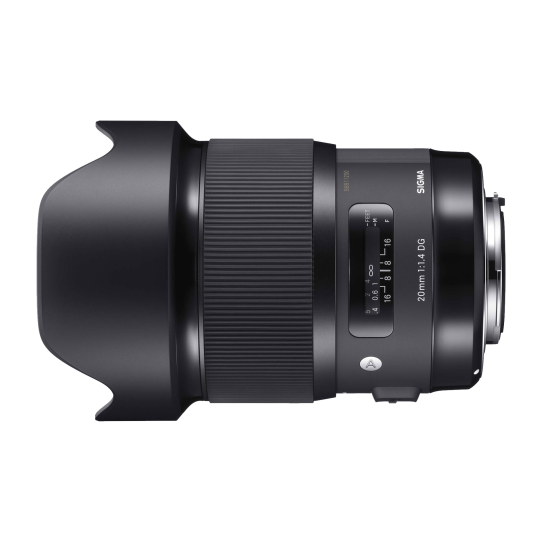 Sigma 20mm f1.4 DG HSM Art - Canon Fit