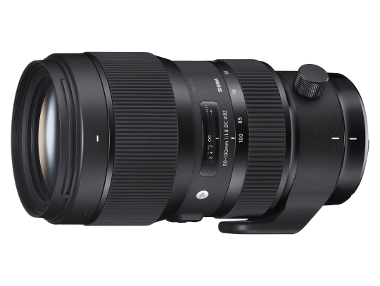Sigma 50-100mm f1.8 DC HSM Art - Canon Fit