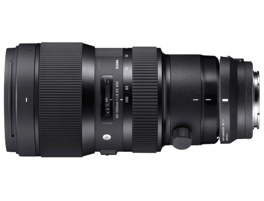 Sigma 50-100mm f1.8 DC HSM Art + MC-11 - Sony Fit