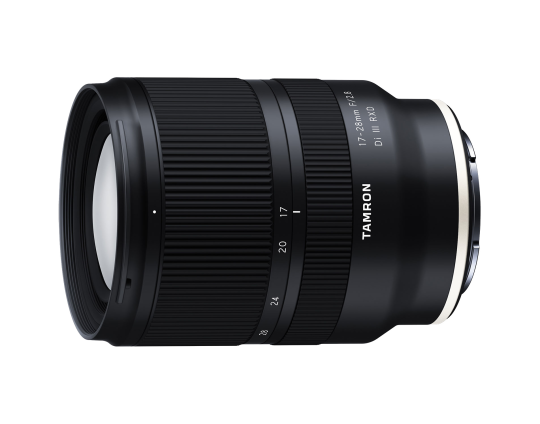 Tamron 17-28mm f2.8 Di III RXD - Sony Fit