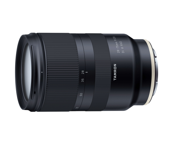 Tamron 28-75mm F/2.8 Di III RXD - Sony Fit