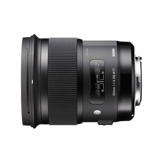 Hire A Sigma 50mm F1 4 Dg Hsm Art Canon Fit Lens Rent One Today Lens Pimp