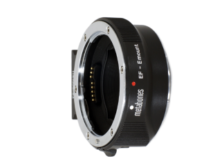 Metabones MKIV Smart Adapter - Canon EF to Sony E Mount