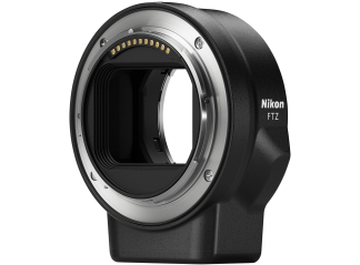 Nikon FTZ Mount Adapter - Nikon F to Z Mount