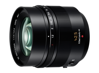 Panasonic 42.5mm f/1.2 Leica DG Nocticron ASPH Power OIS