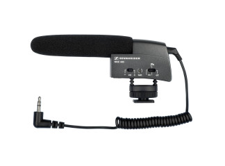Sennheiser MKE400 Camera Mounted Microphone