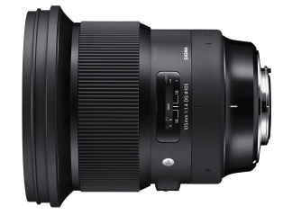 Sigma 105mm f1.4 DG HSM Art - Canon Fit