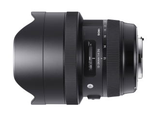 Sigma 12-24mm f4 Art DG HSM - Canon Fit