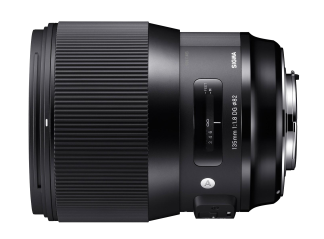 Sigma 135mm 1.8 DG HSM Art - Canon Fit