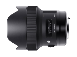Sigma 14mm F1.8 DG HSM Art - Nikon Fit