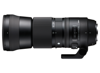 Sigma 150-600mm f5-6.3 DG OS HSM Contemporary - Canon Fit