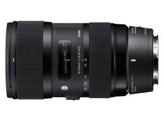 Sigma 18-35mm F1.8 DC HSM Art - Leica Fit