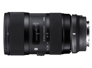 Sigma 18-35mm F1.8 DC HSM Art - Sony Fit
