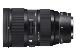 Sigma 24-35mm f/2 DG HSM Art - Leica Fit