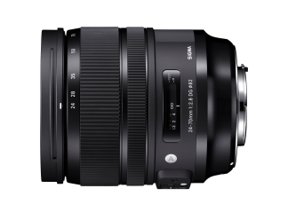 Sigma 24-70mm F2.8 DG OS HSM Art - Canon Fit