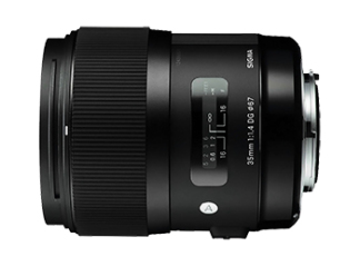 Sigma 35mm f1.4 DG HSM Art - Canon Fit