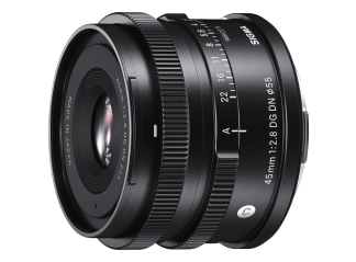 Sigma 45mm f2.8 DG DN Contemporary Lens - Leica Fit
