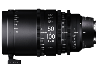Sigma 50-100mm T2 High-Speed Zoom - Leica Fit