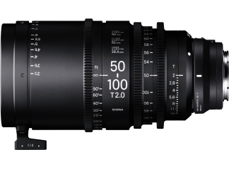 Sigma 50-100mm T2 High-Speed Zoom - Sony Fit