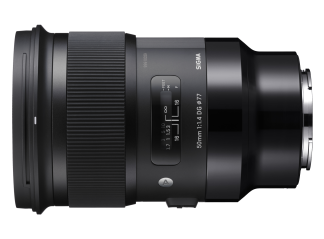 Sigma 50mm f1.4 DG HSM Art - Sony Fit