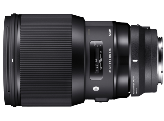 Sigma 85mm f1.4 Art DG HSM + MC-11 - Sony Fit