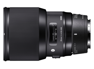 Sigma 85mm f1.4 Art DG HSM - Leica Fit