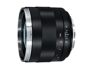 Zeiss 85mm f1.4 T* Planar ZE - Canon Fit
